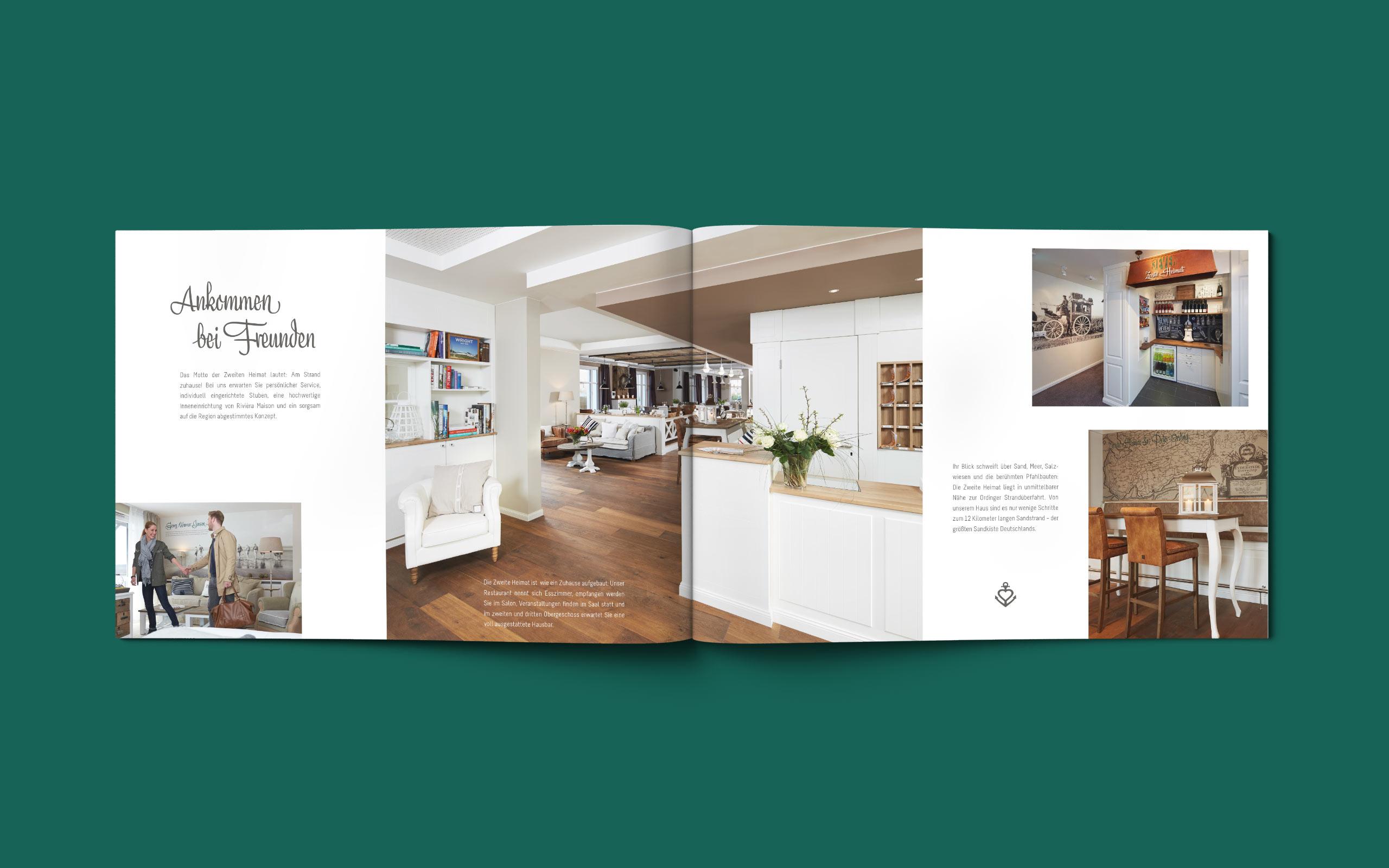 Hotel Zweite Heimat — STUDIO2112